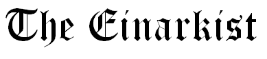 The Einarkist - Header