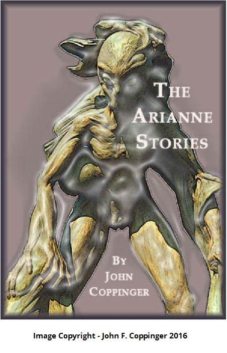 The Arianne Stories - John Coppinger - Cover Page